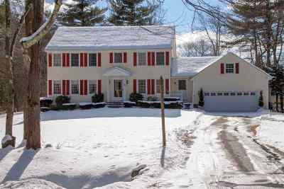Londonderry Single Family Home Active Under Contract: 2 Gail Road