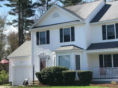 Amherst Single Family Home For Sale: 6 Sunridge Way