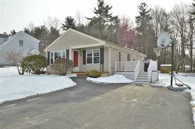 Salem Single Family Home Active Under Contract: 22 Ivan Gile Road