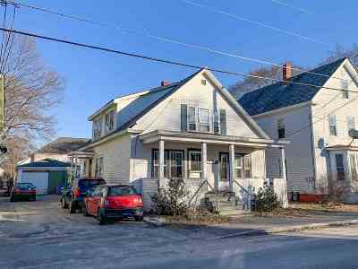 Rochester Single Family Home For Sale: 40 Pine Street