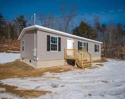 Strafford County Mobile/Manufactured For Sale: 588 Ten Rod Road