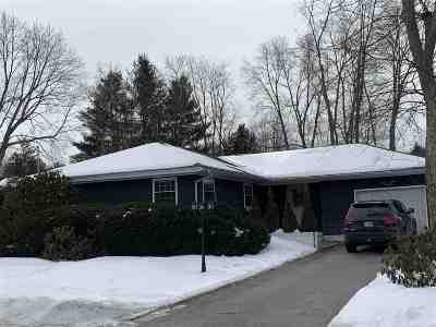 Manchester Single Family Home Active Under Contract: 73 Paquette Avenue