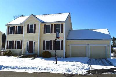 Nashua Single Family Home Active Under Contract: 8 Huffy Circle