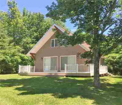 Castleton Single Family Home For Sale: 158 Crystal Heights