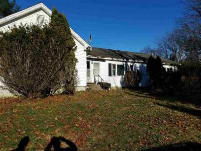 Pittsfield Single Family Home For Sale: 19 Kaime Road