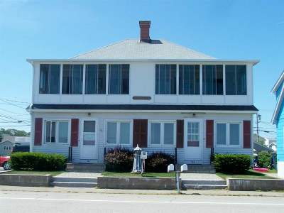 Single Family Home For Sale: 761-763 Ocean Boulevard