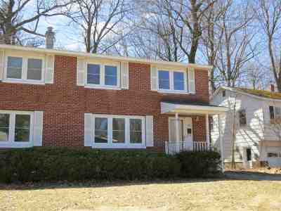Chittenden County Condo/Townhouse For Sale: 172 Curtis Avenue