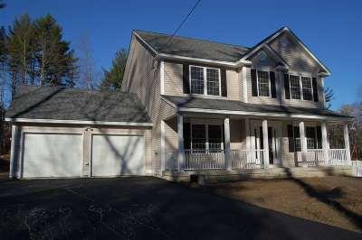 Merrimack Single Family Home For Sale: 1 Harvest Court