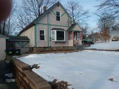 Manchester Single Family Home For Sale: 80 Dudley Street