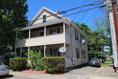 Concord Multi Family Home For Sale: 44 Bradley Street