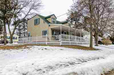 Manchester Single Family Home For Sale: 50 Sears Drive