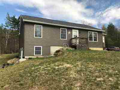 Monkton Single Family Home For Sale: 159 Birch Lane