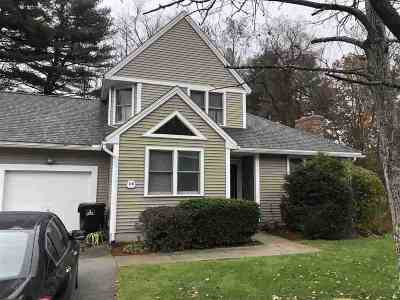 Goffstown Condo/Townhouse For Sale: 2 Harry Brook Drive #B