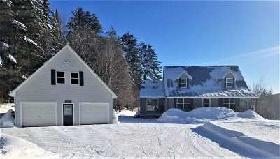 Caledonia County Single Family Home For Sale: 368 Cormier Road