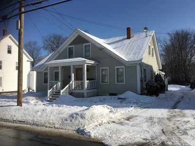 Laconia Single Family Home For Sale: 231 South Main Street
