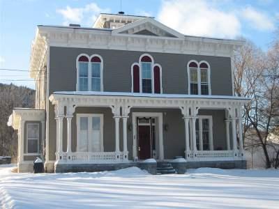 West Rutland Condo/Townhouse For Sale: 50 Clarendon Avenue #C