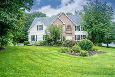 Hollis Single Family Home For Sale: 35 Long Hill Road