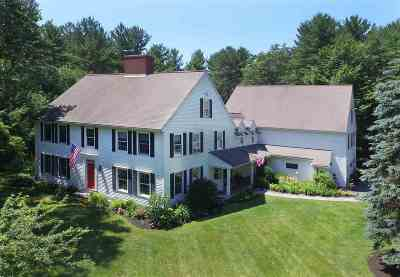 Rollinsford Single Family Home For Sale: 57 Woods Run