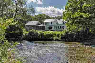 Norwich Single Family Home Active Under Contract: 114 Academy Road