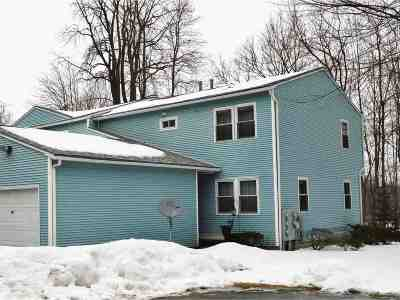 Chittenden County Condo/Townhouse Active Under Contract: 46 Valade Street