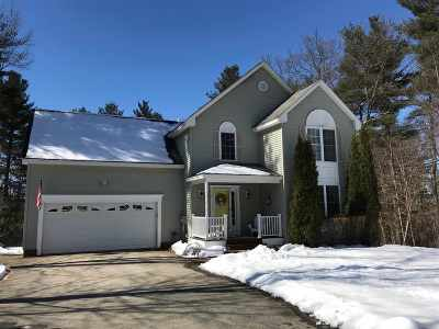 Derry Single Family Home Active Under Contract: 1 Cabot Drive