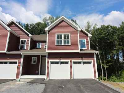 Chittenden County Condo/Townhouse For Sale: 281 O'brien Farm Road