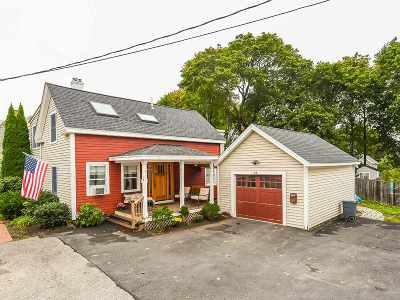 Single Family Home For Sale: 89 New Castle Avenue