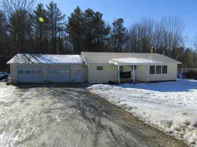 Sheldon Single Family Home For Sale: 1597 Vt Route 78