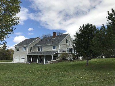 Chittenden County Single Family Home For Sale: 820 Van Sicklen Road