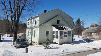 Brandon Single Family Home Active Under Contract: 57 Carver Street