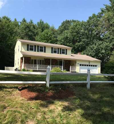 Bedford Single Family Home For Sale: 197 Beals Road