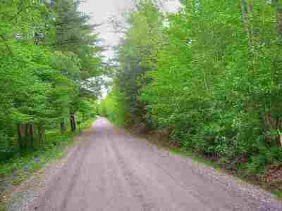 Essex Residential Lots & Land For Sale: 262 West Sleepy Hollow Road #3