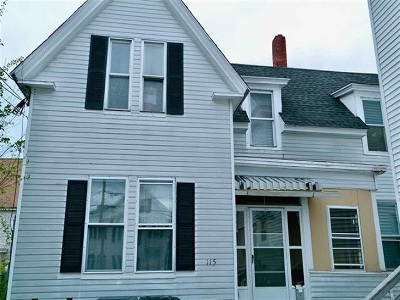 Nashua Multi Family Home For Sale: 115 Palm Street