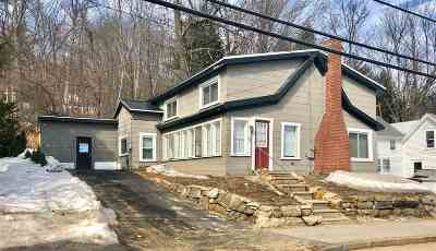 Single Family Home For Sale: 26 Plymouth Street