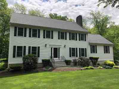 Bedford Single Family Home For Sale: 299 Joppa Hill Road