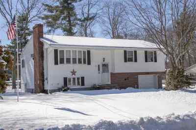 Salem Single Family Home Active Under Contract: 25 Colonial Drive