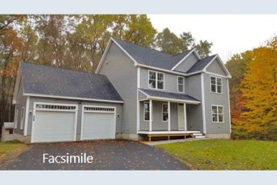 Strafford County Single Family Home For Sale: 38 Bagdad Road