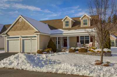 Windham Single Family Home Active Under Contract: 8 Misty Meadow