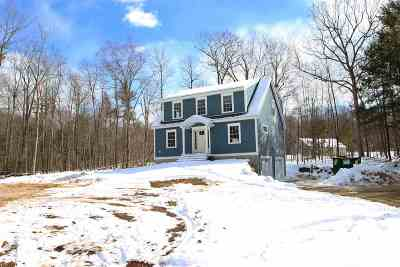 Nottingham Single Family Home Active Under Contract: Lot 19 Gerrish Drive #19