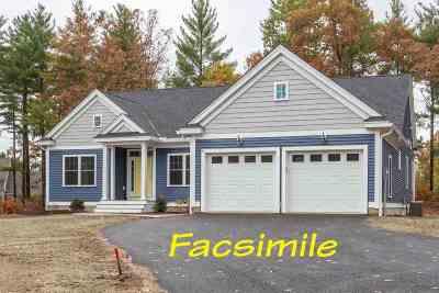 Litchfield Single Family Home For Sale: 18 Horizon Drive #Lot 265