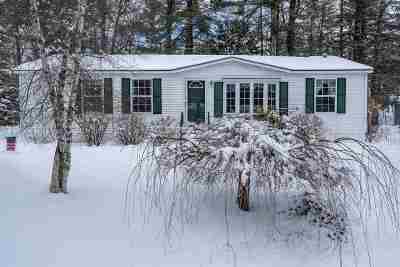 Hopkinton Single Family Home For Sale: 95 Tucker Dr