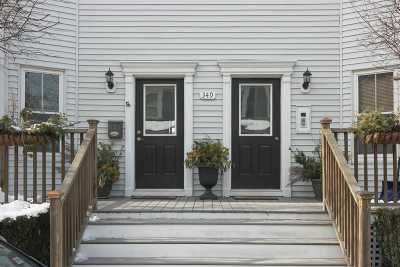 Portsmouth Condo/Townhouse For Sale: 349 Hanover Street #3