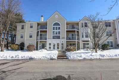 Merrimack Condo/Townhouse Active Under Contract: 3 Galloway Road #34