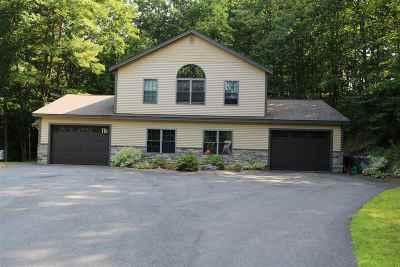 Hartford Single Family Home For Sale: 66 Costello Road Road