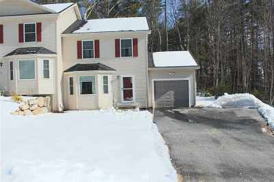 Amherst Condo/Townhouse Active Under Contract: 9 Scottie Way