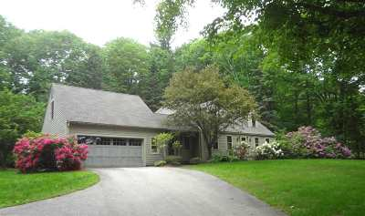 Hopkinton Single Family Home Active Under Contract: 513 Gould Hill Road