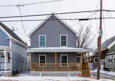 Rochester Single Family Home For Sale: 43a Summer Street