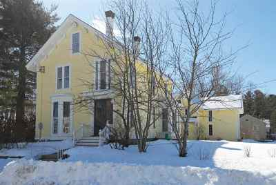 Somersworth Single Family Home Active Under Contract: 20 Noble Street