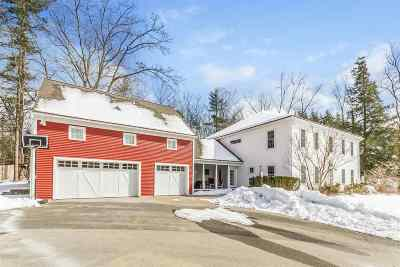 Amherst Single Family Home Active Under Contract: 5 Parker Farm Lane