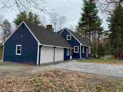 Weare Single Family Home For Sale: 26 Woodland Drive